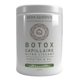 Botox capillaire Kératine et Ail 1000ml - Kera Queen's