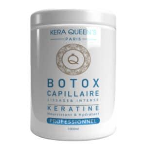 Botox capillaire Kératine 1000ml - Kera Queen's