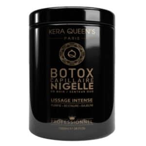 Botox capillaire Nigelle 1000ml - Kera Queen's