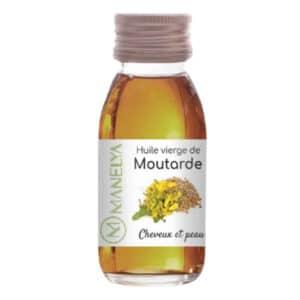 Huile de moutarde 60ml - Manelya