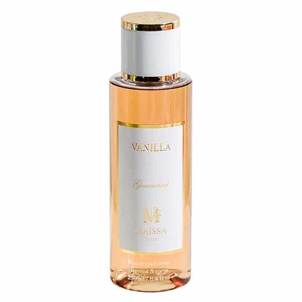Brume cheveux et corps Vanilla 250ml - Maissa Paris